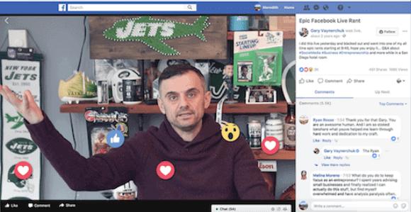 webbabyshower facebook live