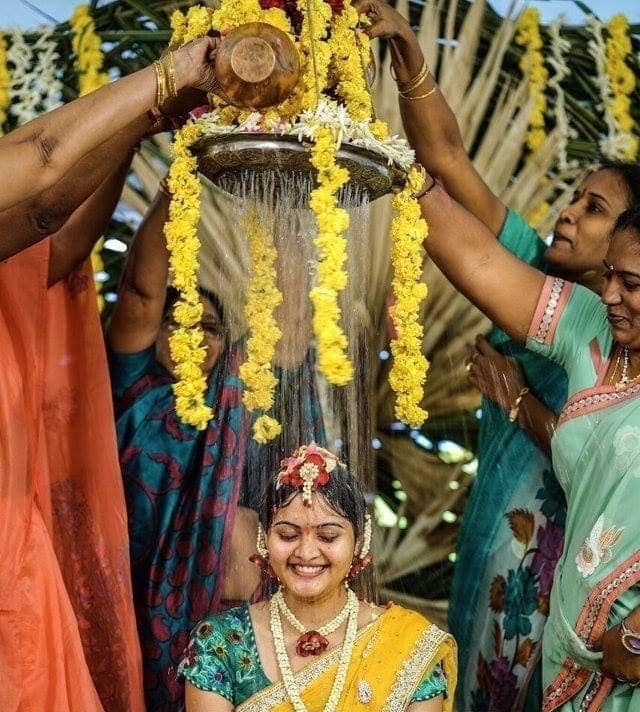 Godh Bharai shower