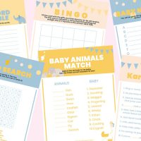 WebBabyShower Free Printable Baby Shower Games