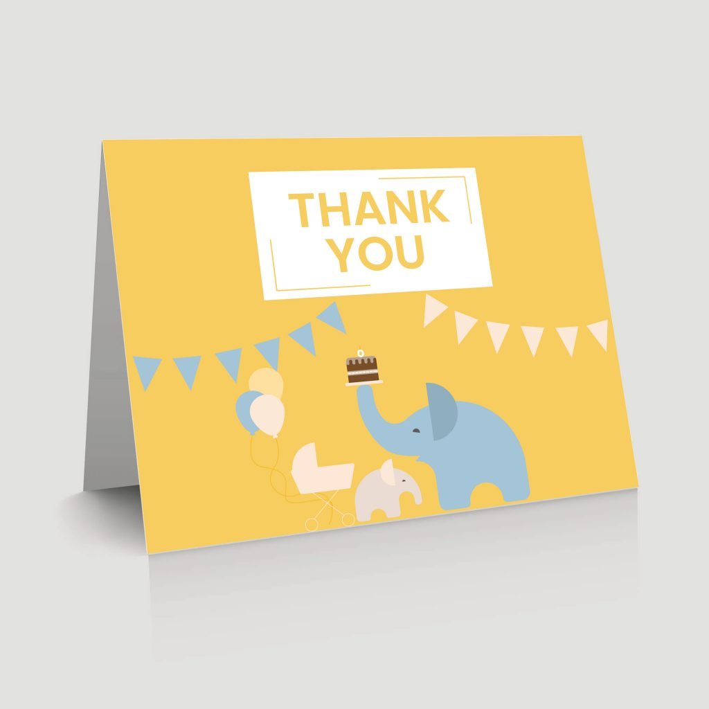 Baby Shower Invitation Wording Thank You