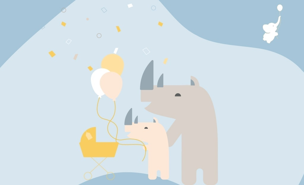 WebBabyShower Header Image Baby Shower