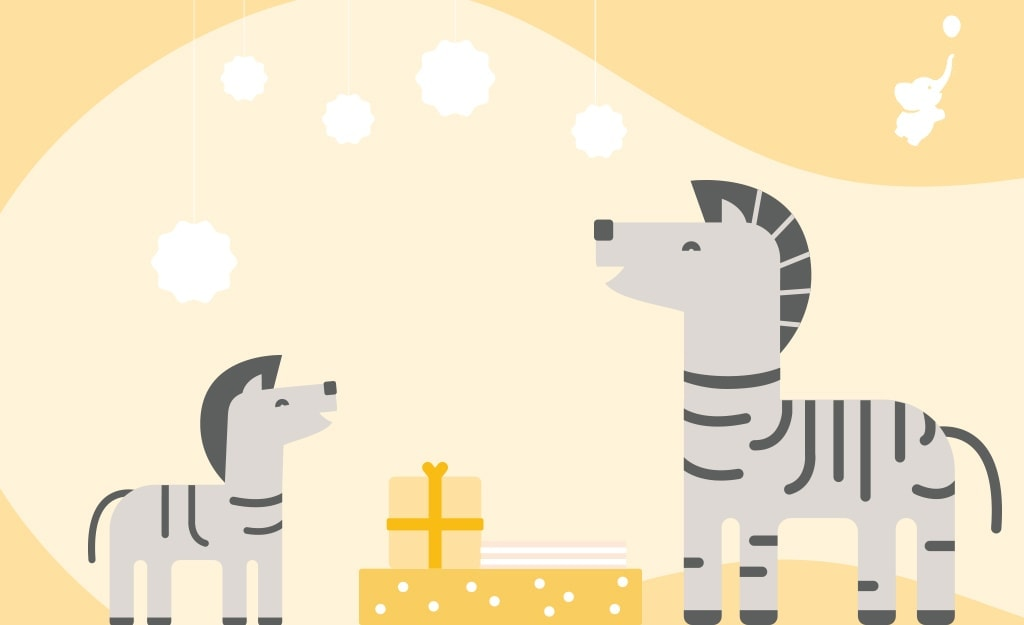WebBabyShower Header Image Gift Ideas
