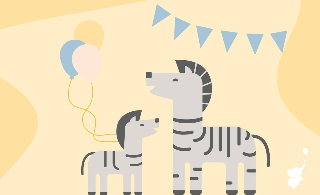 webbabyshower zebra header image famous mother
