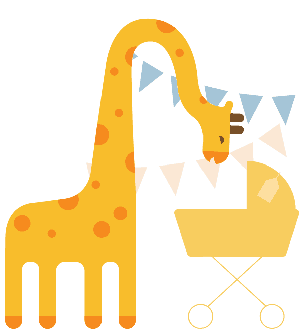 wbs cta giraffe stroller 606x656 1 | WebBabyShower