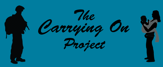 the carrying on project   WebBabyShower