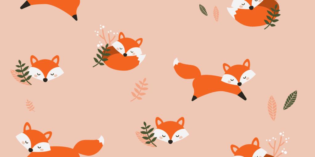 wbs 01 fox background 1400 | WebBabyShower