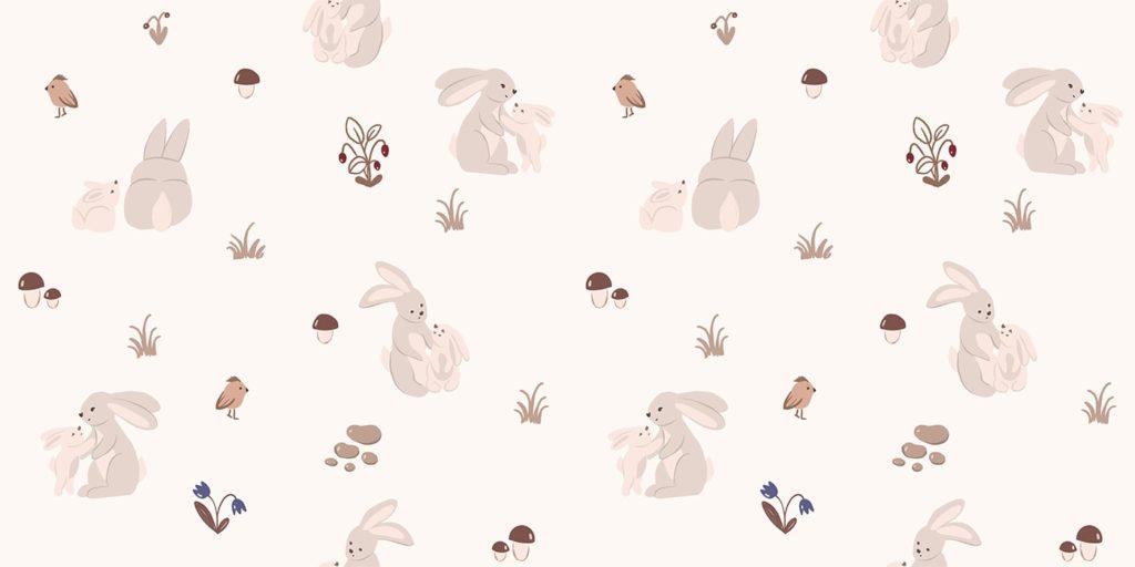wbs 02 bunny bgd 1400 | WebBabyShower