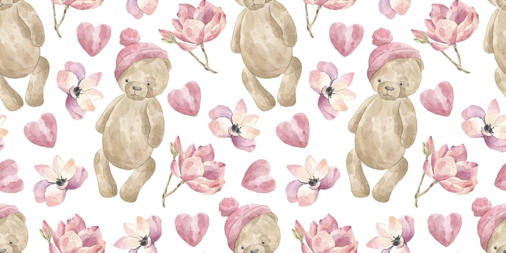 wbs 03 teddybear bgd 1400 | WebBabyShower