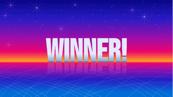 image of free digital baby shower jeopardy game winner
