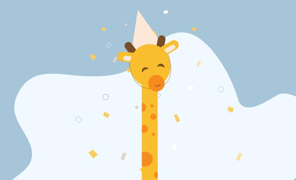webbbabyshower giraffe