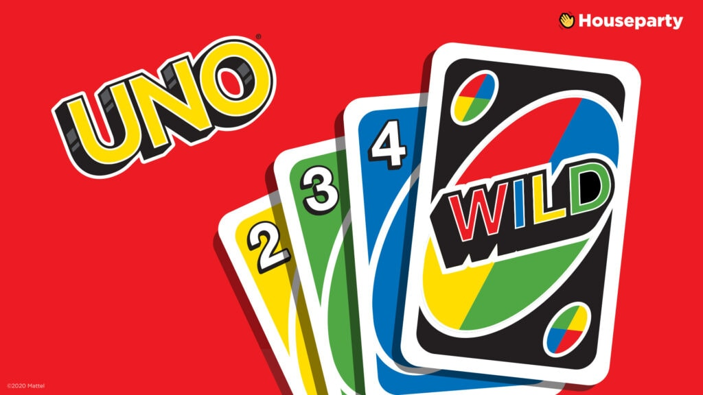 webbabyshower houseparty uno game play online with friends using the app