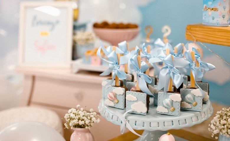 ideas for baby shower invitations
