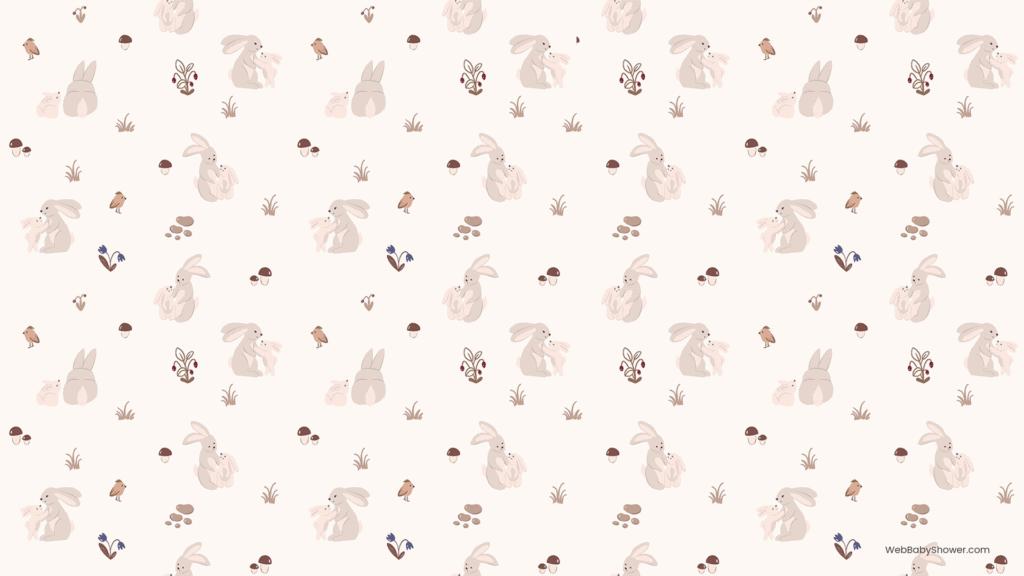 webbabyshower bunny baby shower backgrounds