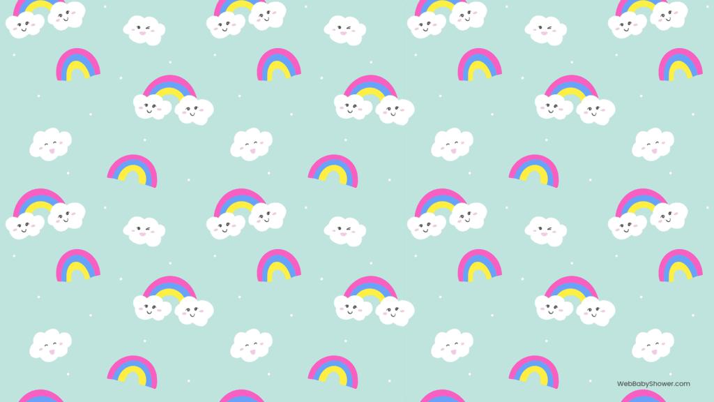 webbabyshower rainbow baby shower backgrounds