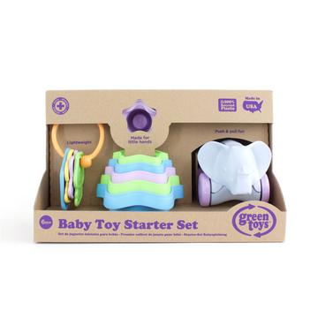 webbabyshower toy starter set from greentoys