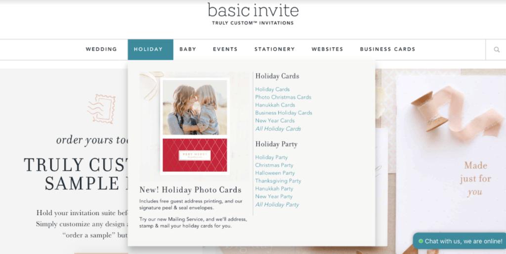 webbabyshower basic invite baby shower website