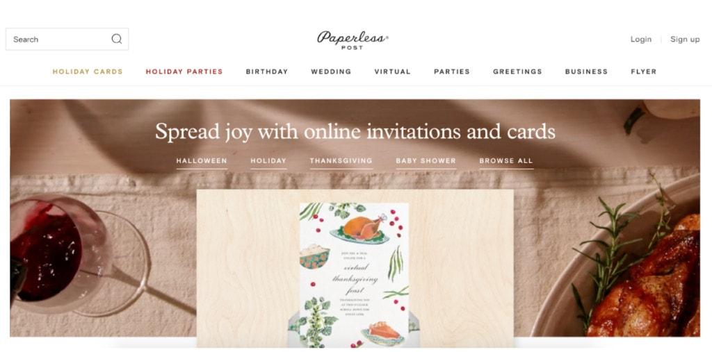webbabyshower paperless baby shower website