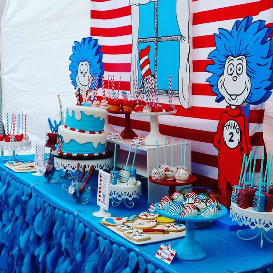 baby shower themes dr seuss