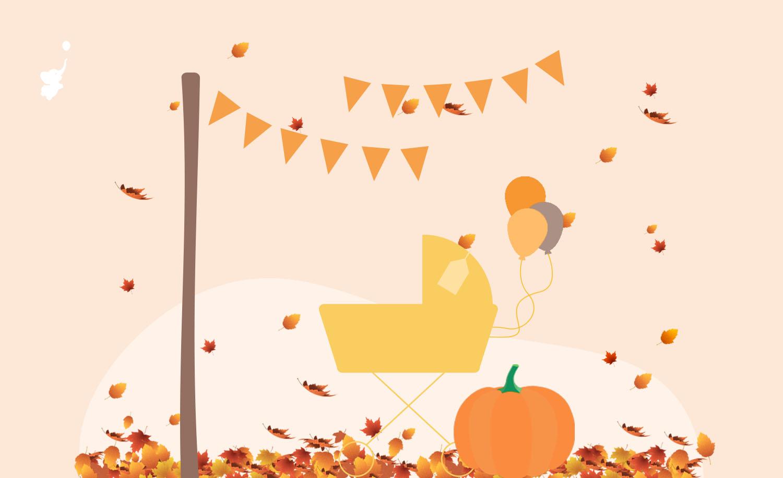 webbabyshower header image fall baby shower