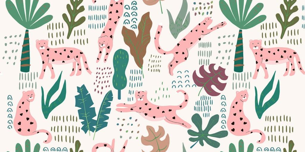 wbs 30 pink leopards background 1400   WebBabyShower
