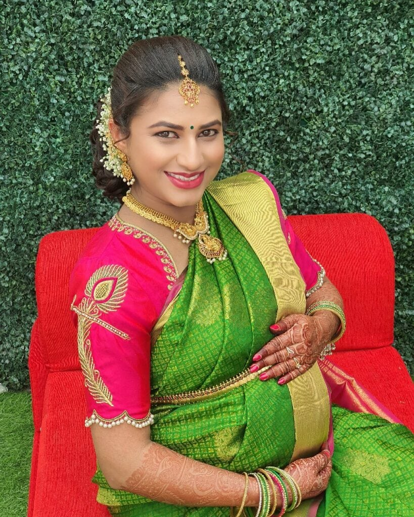 godh bharai baby shower mom-to-be