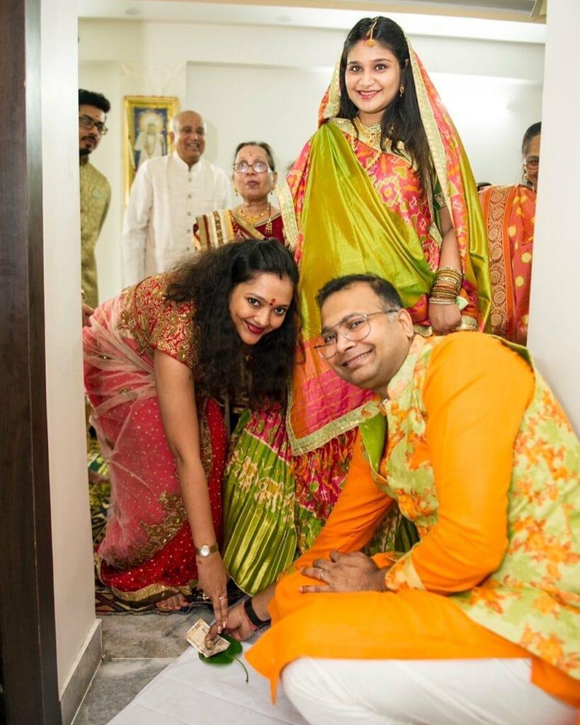 types of baby shower godh bharai