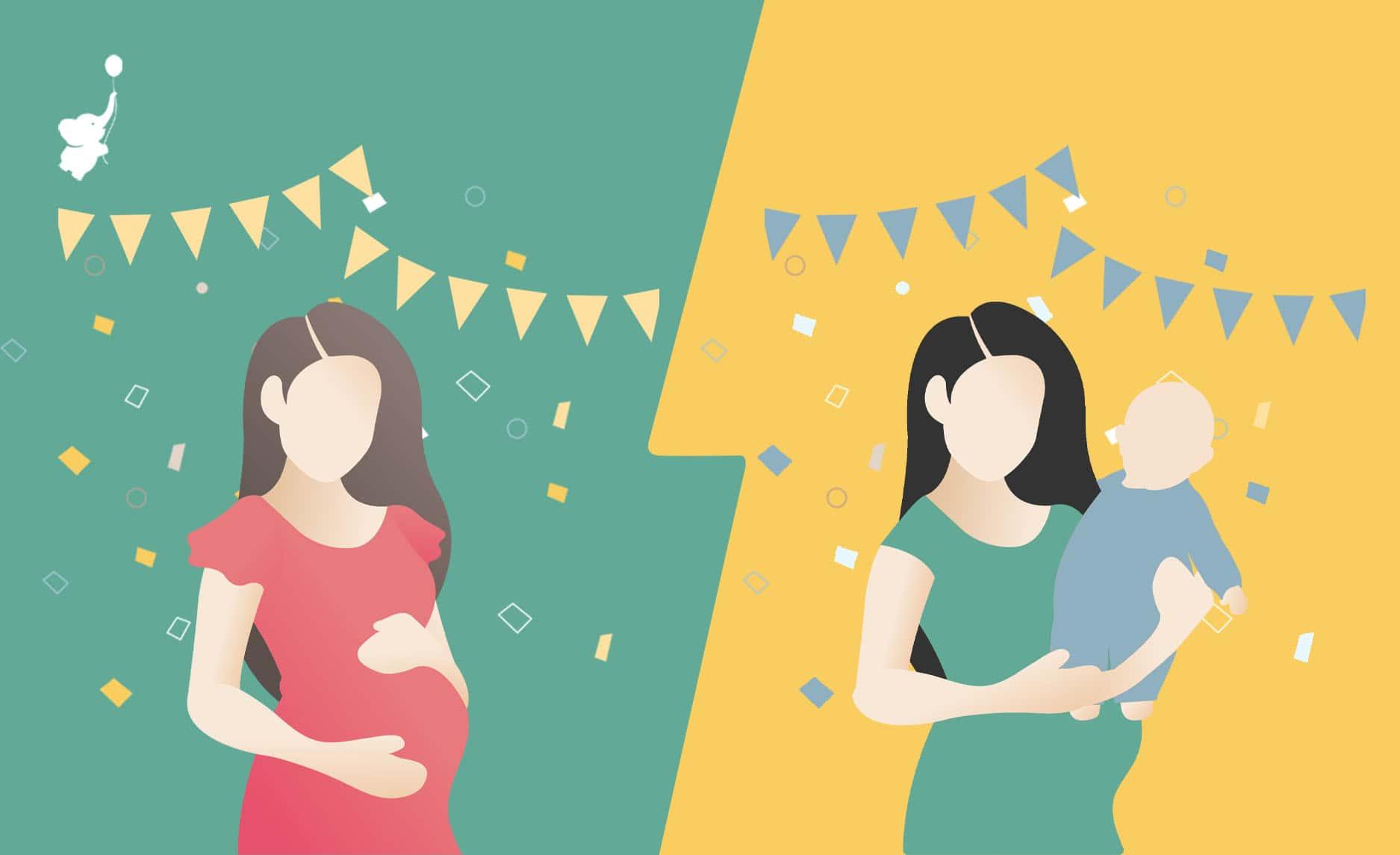 webbabyshower header image baby shower versus baby sprinkle